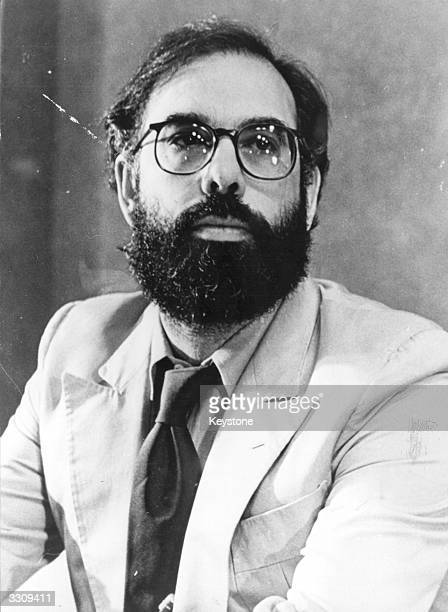 American film director Francis Ford Coppola whose films include the 'Godfather' series and 'Apocalypse Now'