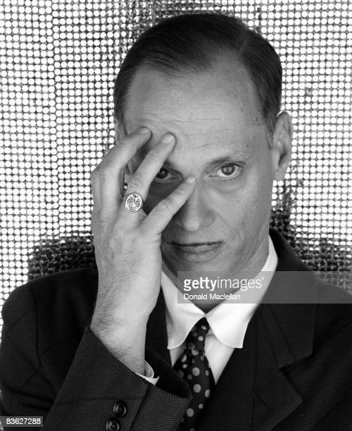 American film director John Waters London 28th November 2001