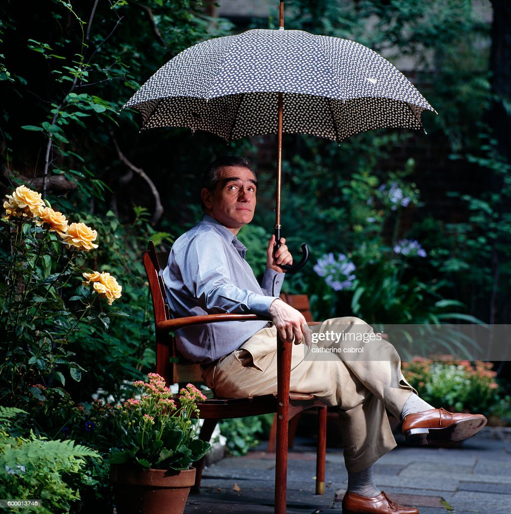 American Film Director Martin Scorsese : News Photo