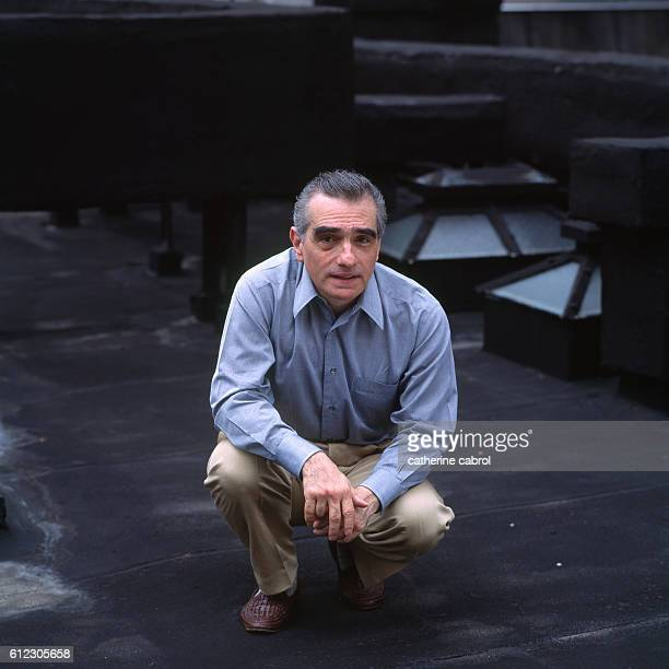 American Film Director Martin Scorsese