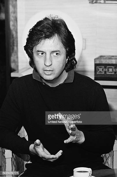 American film director Michael Cimino pictured in London on 28th October 1985