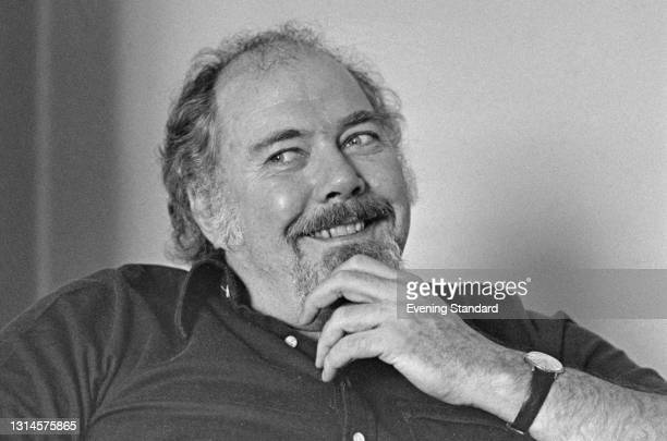 American film director Robert Altman , UK, 5th October 1973. His film 'The Long Goodbye' was released that year.