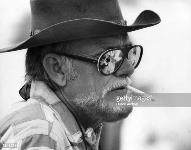 American film director Sam Peckinpah Original Publication People Disc HN0279