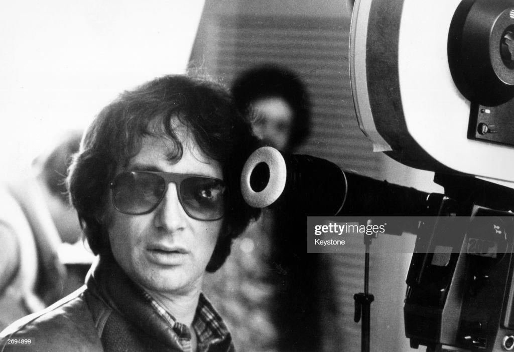 Spielberg On Set : News Photo