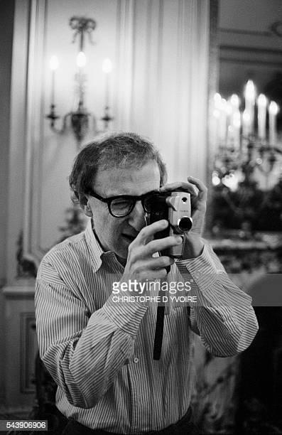 American Film Director Woody Allen