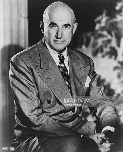 American film producer Samuel Goldwyn circa 1935