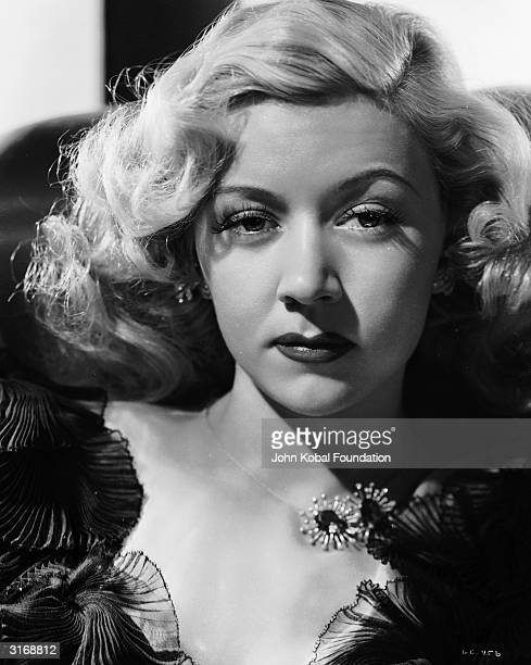 American film star Gloria Grahame as Ginny Tremaine in 'Crossfire' directed by Edward Dmytryk