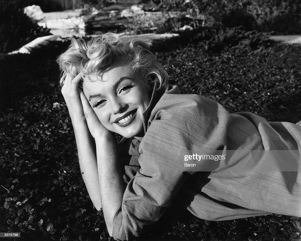 Marilyn Monroe : News Photo