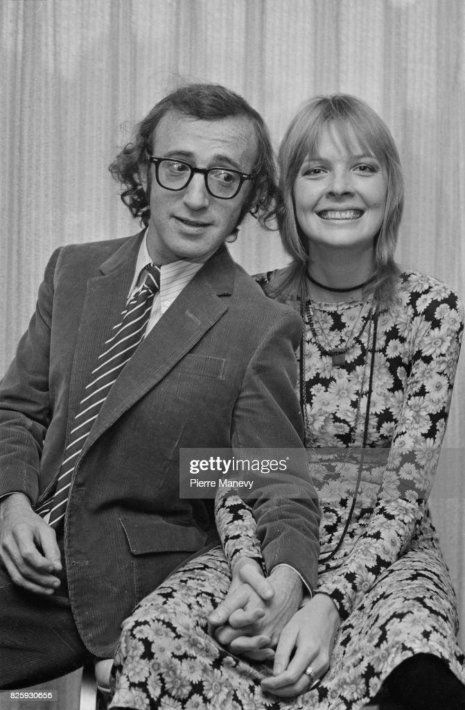 Woody Allen and Diane Keaton : News Photo
