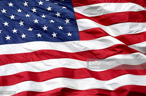 american flag background - stars and stripes stock pictures, royalty-free photos & images
