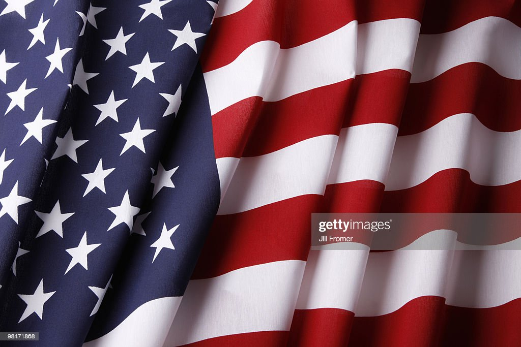 usa american flag background ストックフォト getty images