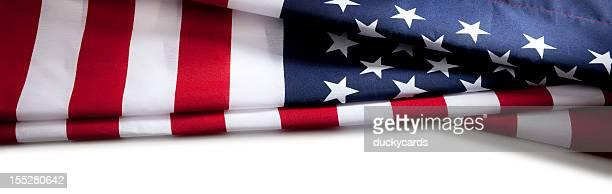 American Flag Border USA