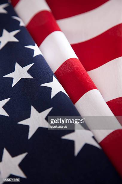 american flag close-up - american flag background stock pictures, royalty-free photos & images