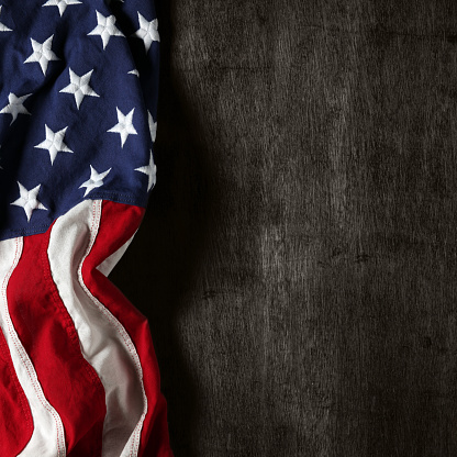 American flag for Memorial Day or 4th of July 477737380