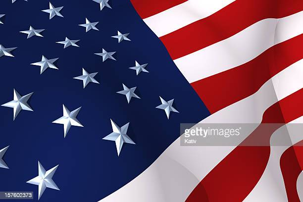 american flag - memorial day - memorial day background stock pictures, royalty-free photos & images