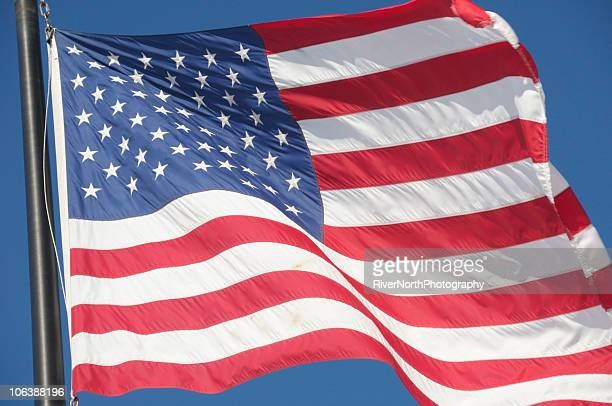 american flag - flag day stock pictures, royalty-free photos & images