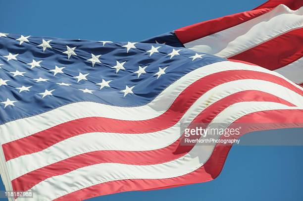 american flag - fourth of july background stock pictures, royalty-free photos & images
