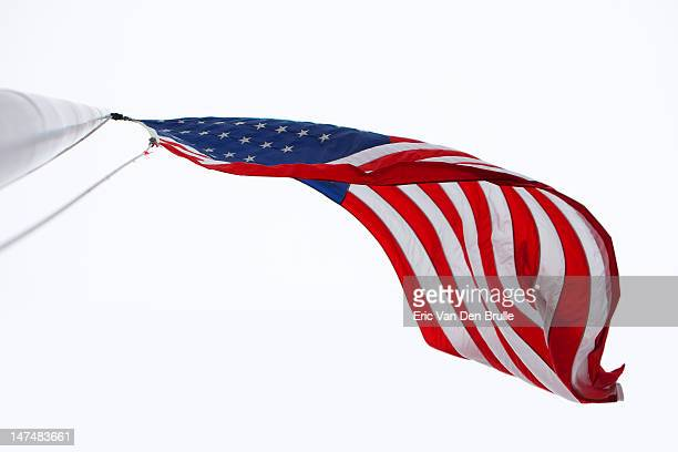american flag - eric van den brulle stock pictures, royalty-free photos & images
