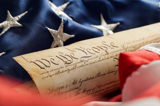 American flag 585294072