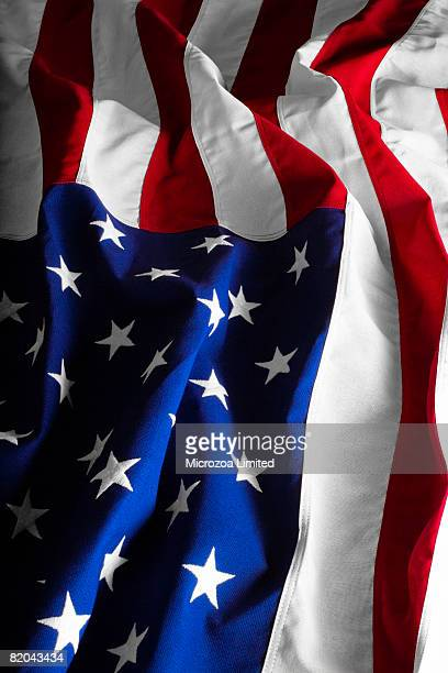 american flag - microzoa stock pictures, royalty-free photos & images