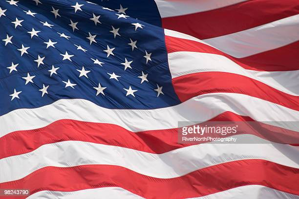 american flag - stars and stripes stock pictures, royalty-free photos & images