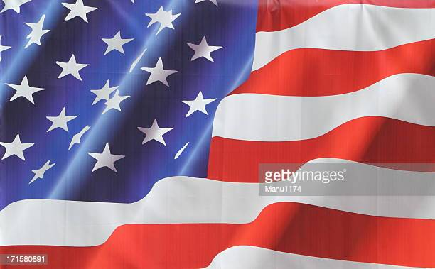 american flag stars and stripes - election stock pictures, royalty-free photos & images