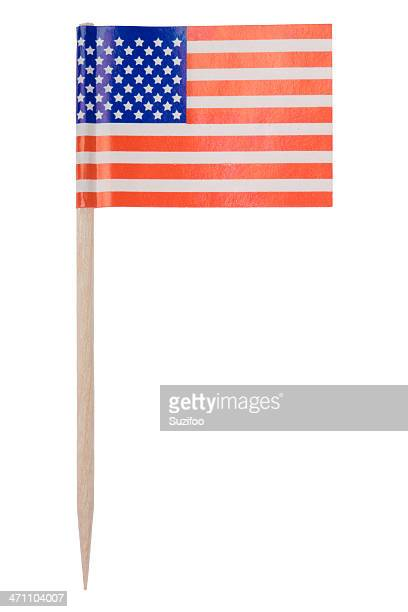 Drapeau américain Cure-dent (XL