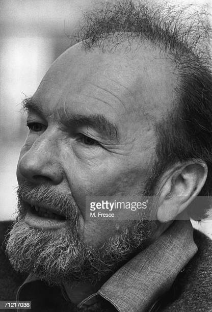American folk musician and activist Pete Seeger, 7th March 1978.