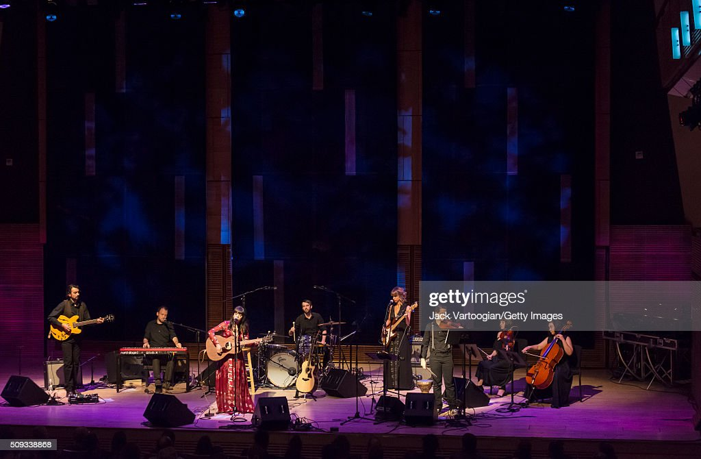 Hurray For The Riff Raff At Zankel Hall : News Photo