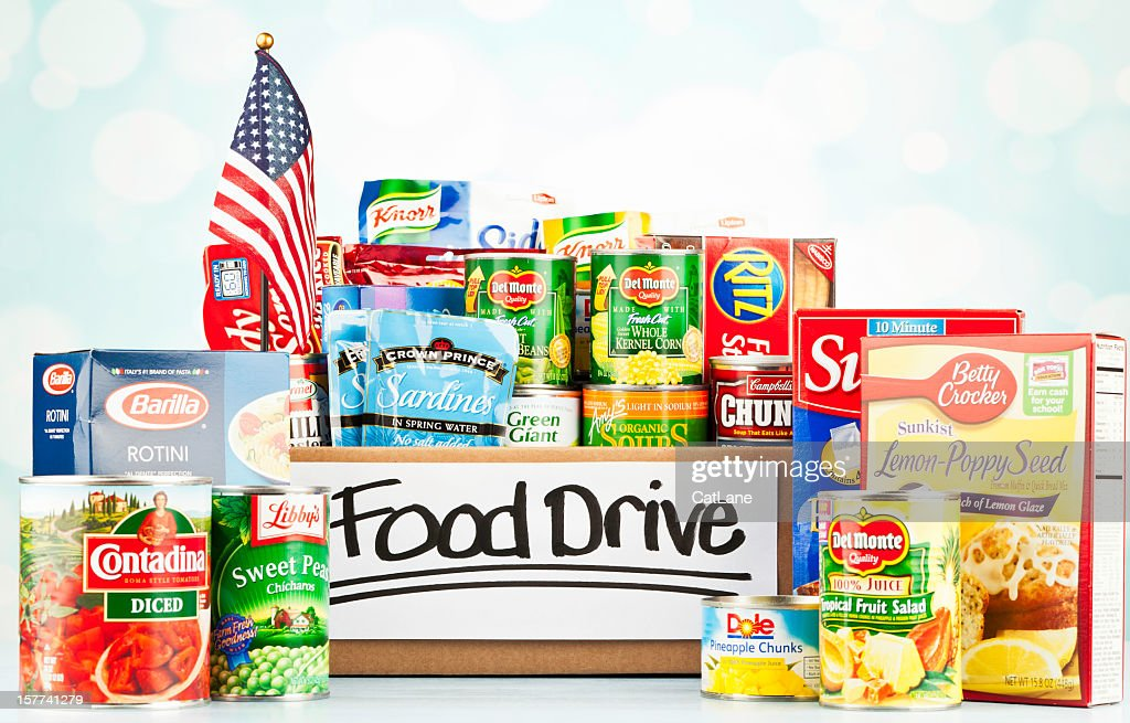 American Food Drive Collection : Stock Photo