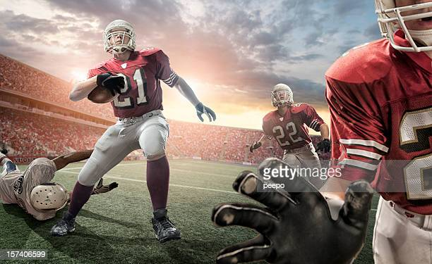 American Football Action