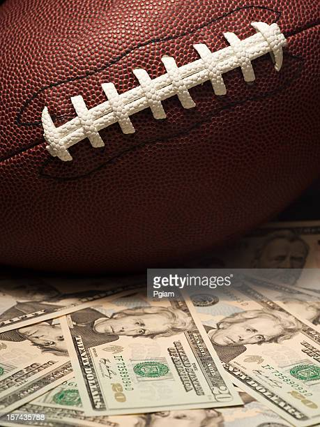 american football championship game gambling - sports betting stock pictures, royalty-free photos & images
