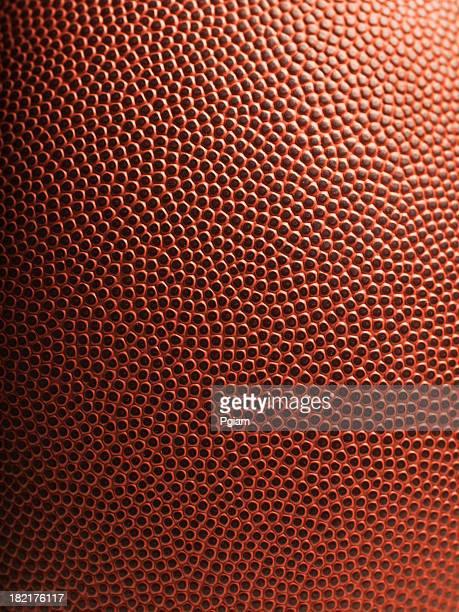 American football close up