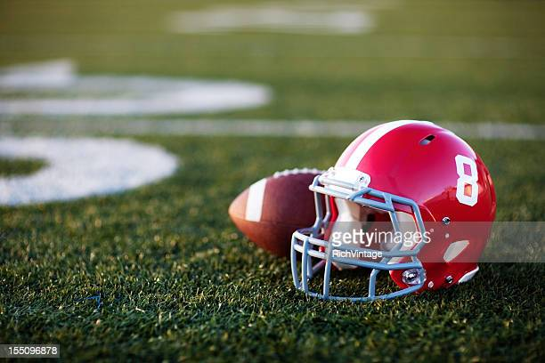 american football helmet - sports helmet stock pictures, royalty-free photos & images