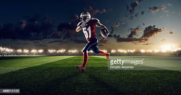 American-football in Aktion