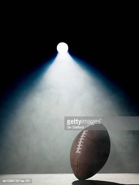 American football in spotlight