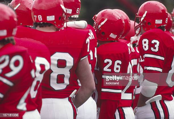 american football - american football uniform stock pictures, royalty-free photos & images