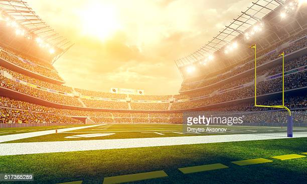 american football - football stadium stock pictures, royalty-free photos & images