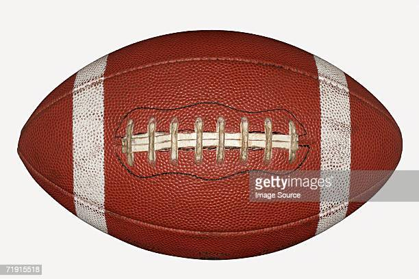 american football - sports ball stock pictures, royalty-free photos & images