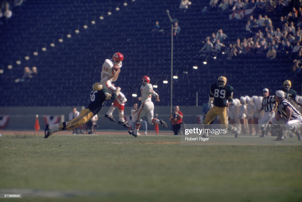 AFL-NFL World Championships : News Photo