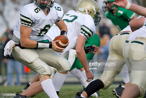 American Football, quarterback
