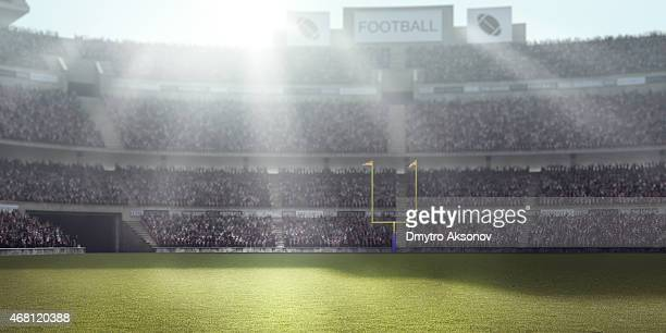 american football stadium - american football pitch stock pictures, royalty-free photos & images
