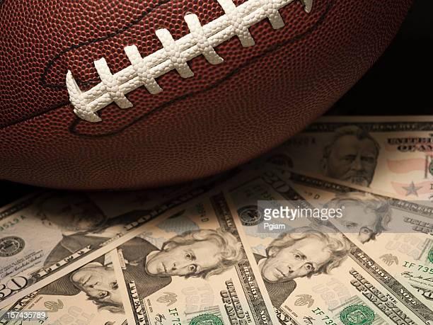 American football Superbowl gambling
