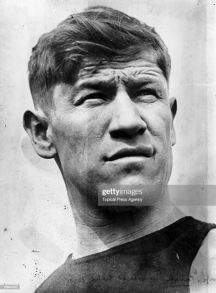 Jim Thorpe : News Photo
