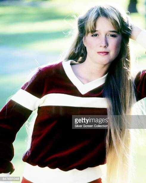 American former child actress and television personality Kim Richards circa 1980