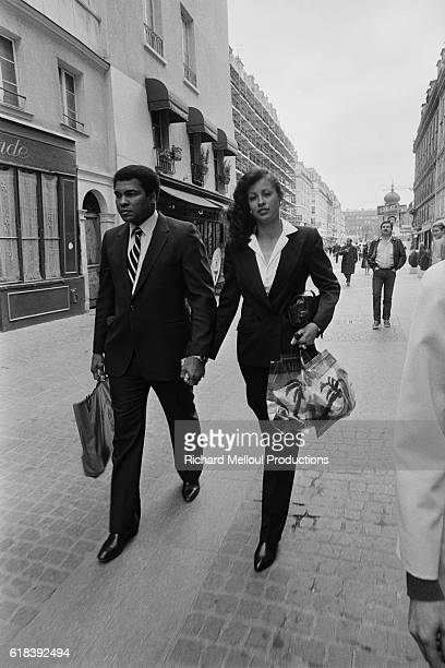 Veronica porsche pictures and photos getty images muhammed ali with veronica porsche american former professional boxer and social activist muhammad ali born cassius clay jr and his wife thecheapjerseys Choice Image
