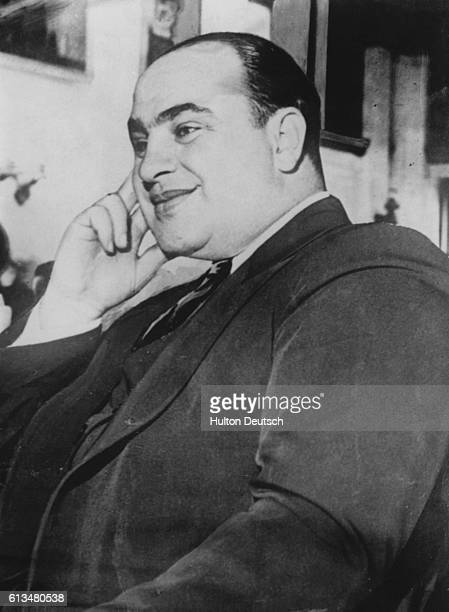 American gangster Al Capone consolidated his reputation as a rackateer during Prohibition in the USA He eventually served a prison sentence for tax...