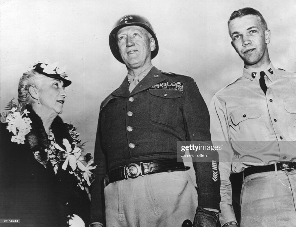 George Patton Family