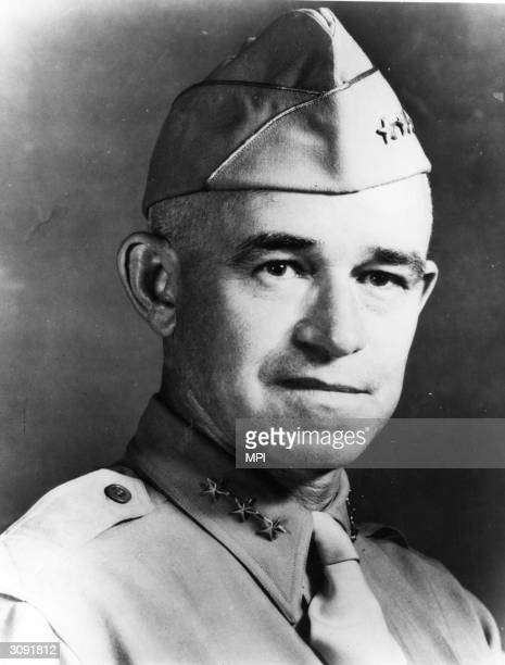 American General Omar Bradley , known as the 'GI general' for his concern for ordinary soldiers.