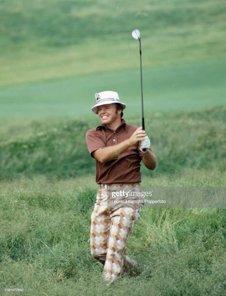 Jim Colbert - American Golfer : News Photo